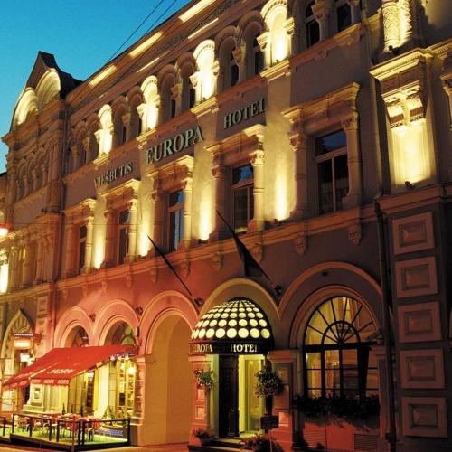 casino hotel vilnius
