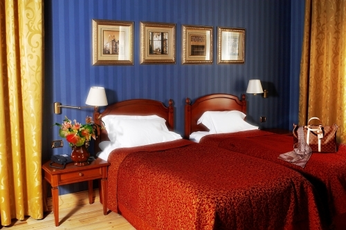 Unforgetable Experience Europa Royale Riga Hotel