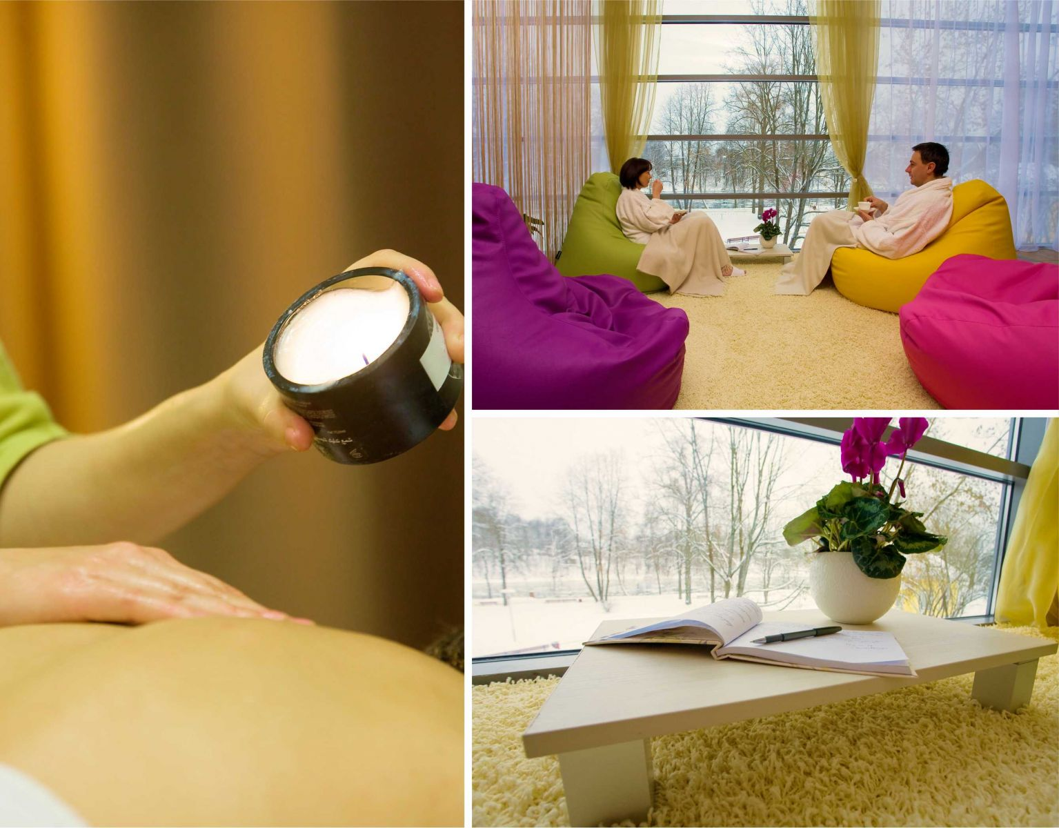 druskininkai women Home » druskininkai » treatments treatments you will be offered over 100 different kinds of massages,  artemis aromatherapeutic white mud application for women.