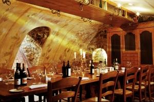 Restaurant Medininkai Wine Cellar